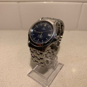 OMEGA seamaster 35mm Pre-owned with original box